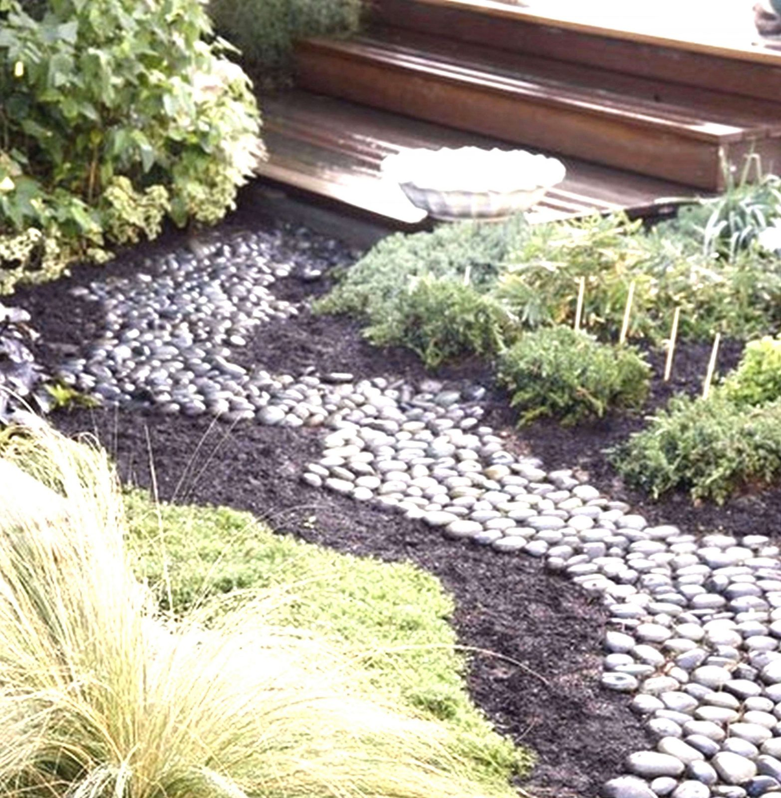 Garten Mit Kies Anlegen Anleitung Elegant Garten Anlegen Mit Steinen von Garten Mit Kies Bilder Bild