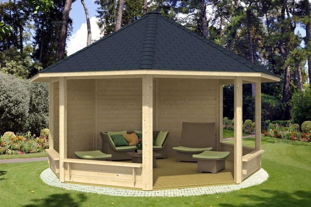 Garten Pavillon Schön Pavillon Selber Bauen Anleitung 25 Elegante von Gartenpavillon Selber Bauen Anleitung Bild