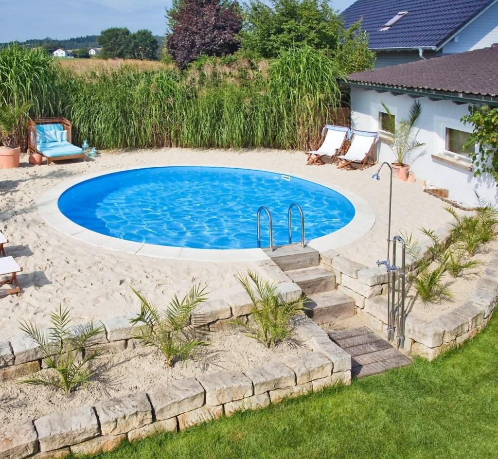 Garten Pflegeleicht Gestalten Innovativ Garten Gestalten Mit Pool von Garten Gestalten Mit Pool Photo