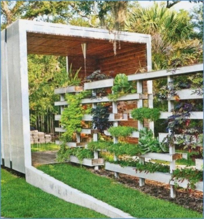 Garten Sichtschutz Kreativ Ideen Von Kreativer Sichtschutz Selber Bauen von Kreativer Sichtschutz Selber Bauen Bild