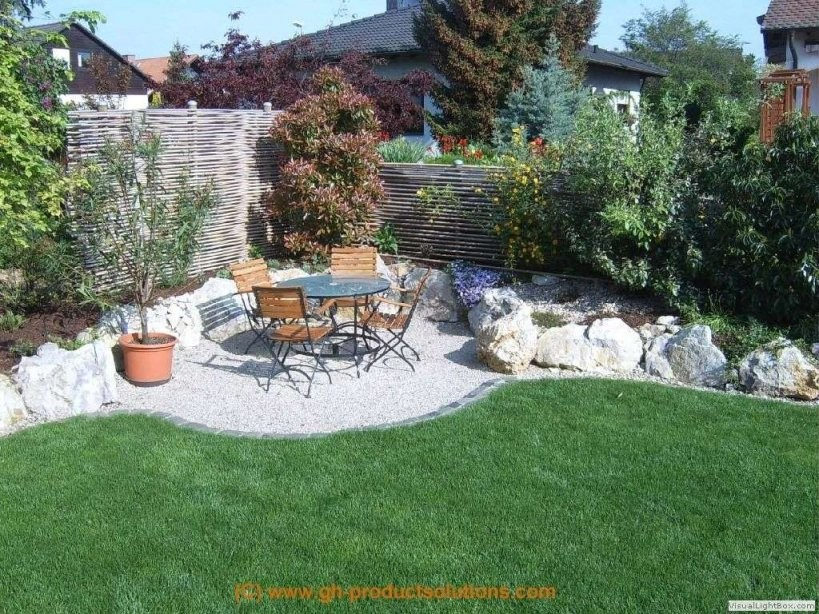 Garten Sitzecke Gestalten Frisch Garten Reihenhaus Kogbox Avec von Kleine Sitzecke Im Garten Photo