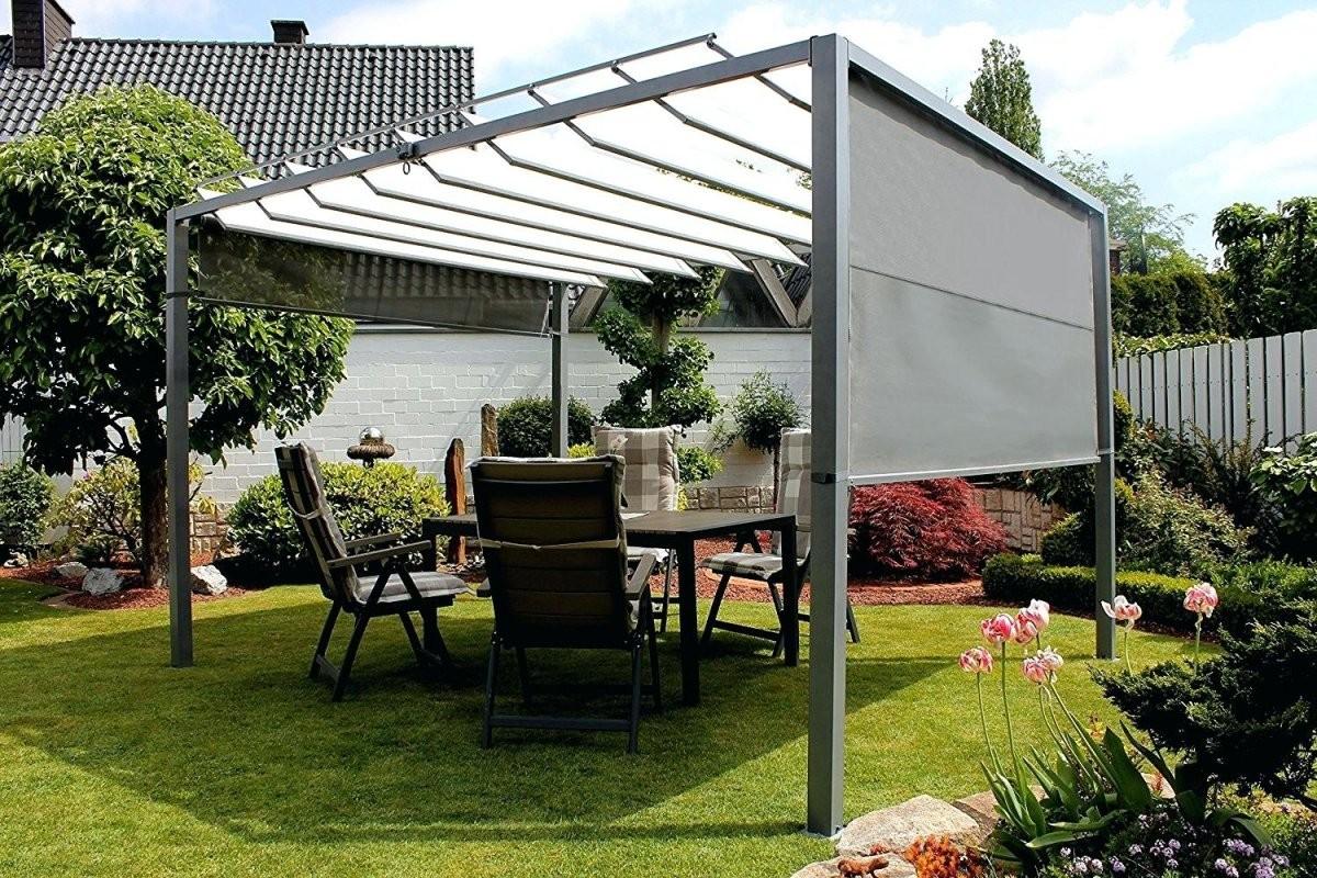 Garten Sonnenschutz Printerexpertsub Einzigartig Zum Pavillon Mit von Sonnenschutz Pavillon Mit Faltdach Bild