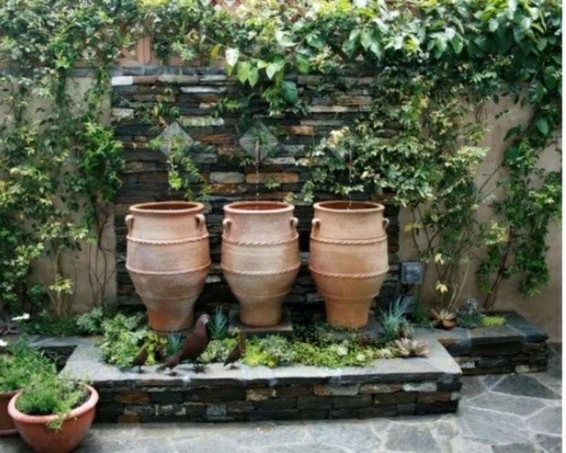 Garten Springbrunnen Selber Bauen Schön Zierbrunnen Selber Bauen von Garten Springbrunnen Selber Bauen Bild