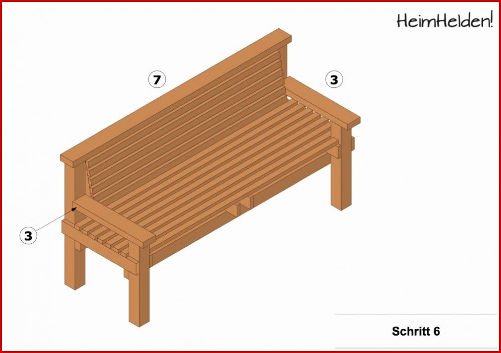 Gartenbank Holz Rustikal Selber Bauen Best Gartenbank Holz Selber von Massive Gartenbank Selber Bauen Bild