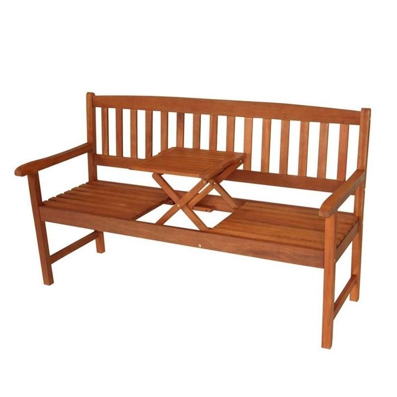 Gartenbank Prattlo Mit Integriertem Tisch  Wohnen von Gartenbank Mit Integriertem Tisch Photo