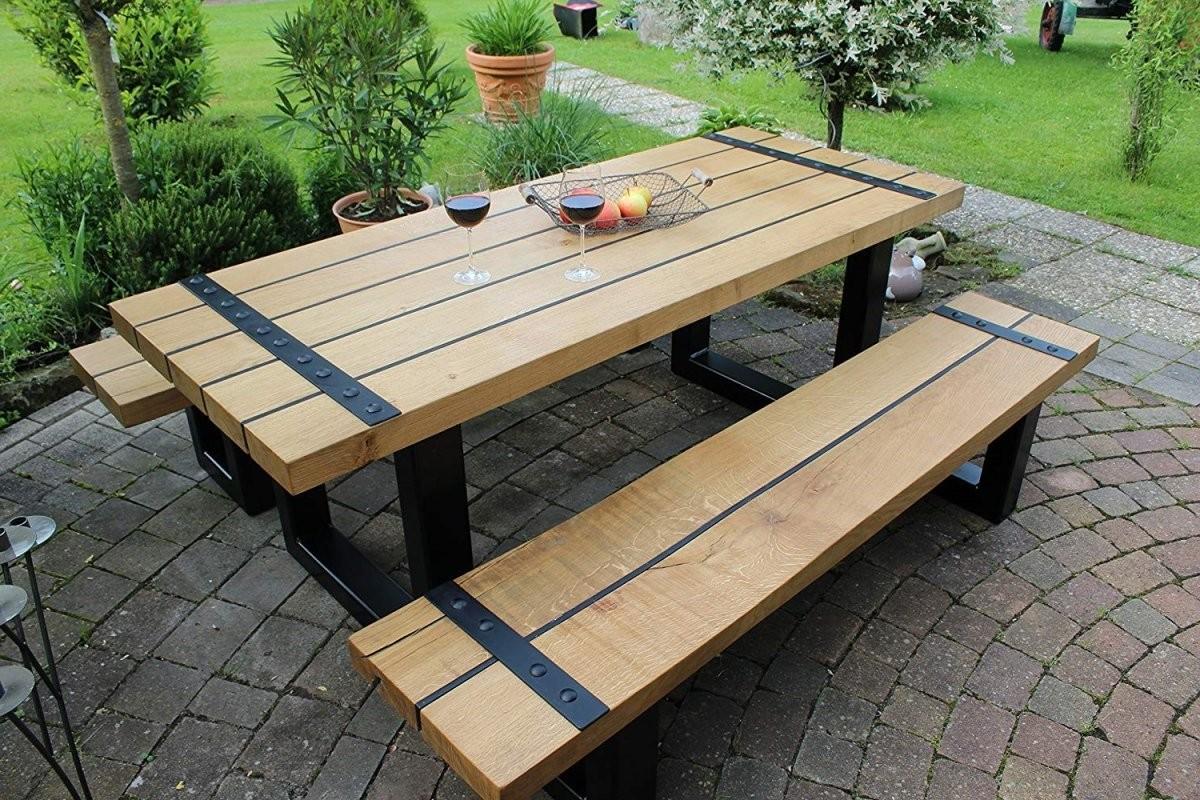 Gartenbank Tisch Kombination – Steve Mason von Tisch Bank Kombination Bauanleitung Photo