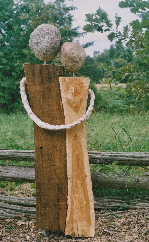 Gartendeko Mehr  Creazioni In Legno  Garten Garten Deko E von Holzfiguren Garten Selber Machen Photo
