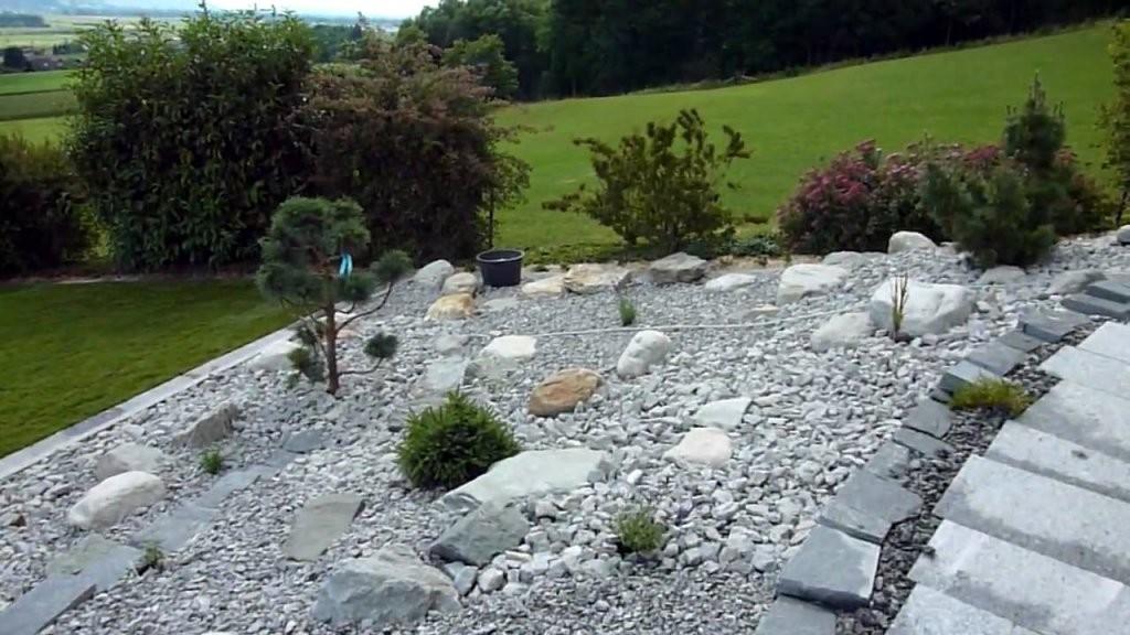 Gartengestaltung Am Hang Mit Steinen  Natacharoussel von Gartengestaltung Mit Steinen Am Hang Bild