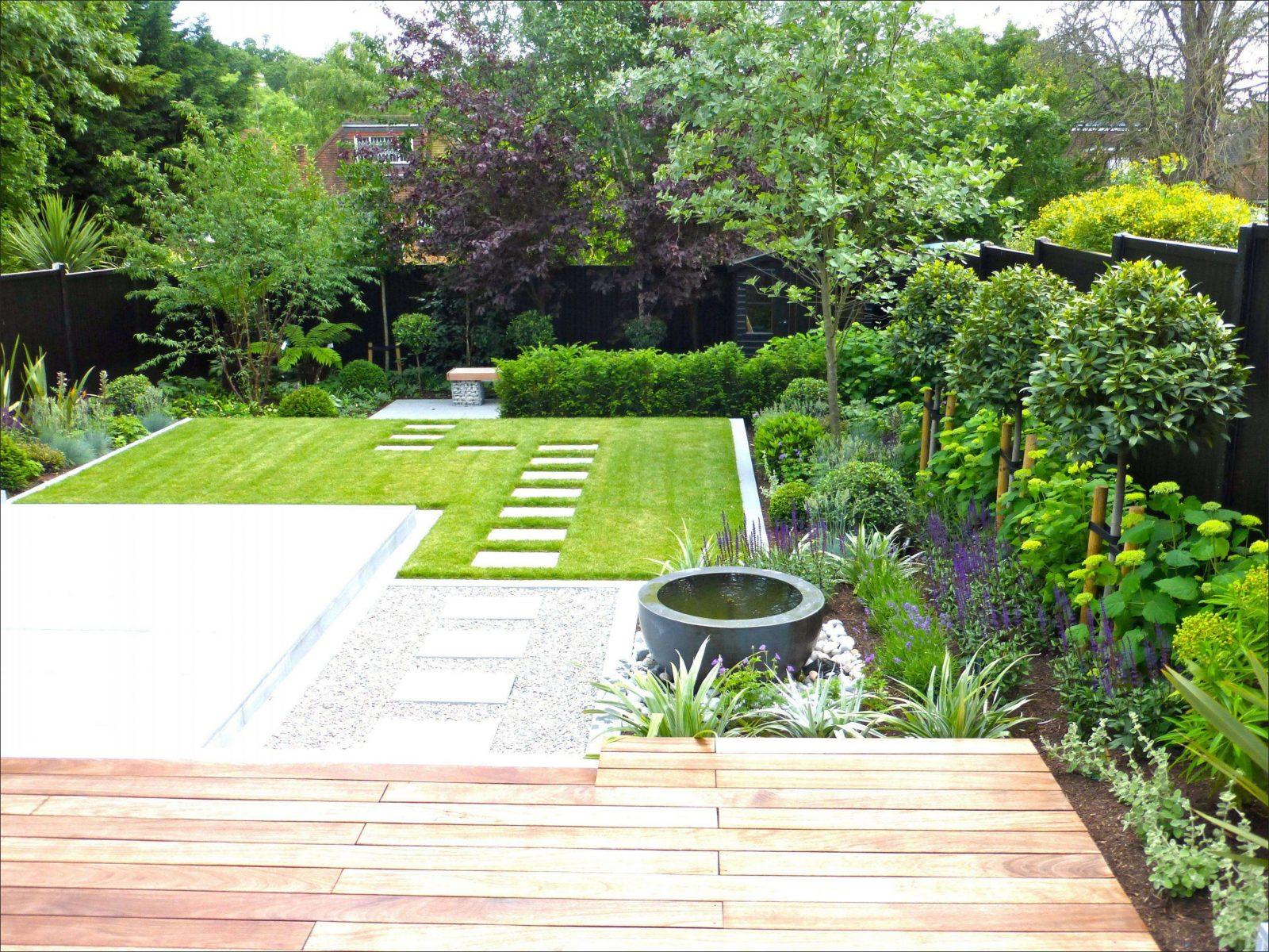 Gartengestaltung Kleine Gärten Beispiele Genial 40 Luxus Ideen Für von Gartengestaltung Kleiner Garten Reihenhaus Photo