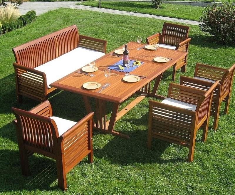 Gartenmobel Aus Holz Neu Rustikale Gartenmöbel Aus Polen Rustikale von Rustikale Gartenmöbel Aus Polen Photo