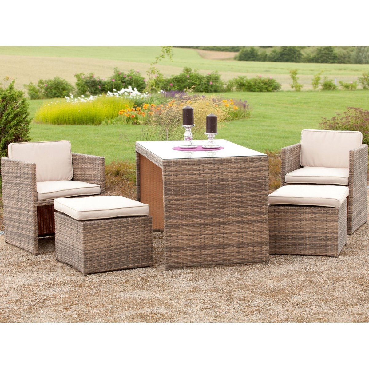 Gartenmöbel Kaufen  In Großer Auswahl Bei Obi von Gartenmöbel Set Rattan Obi Bild