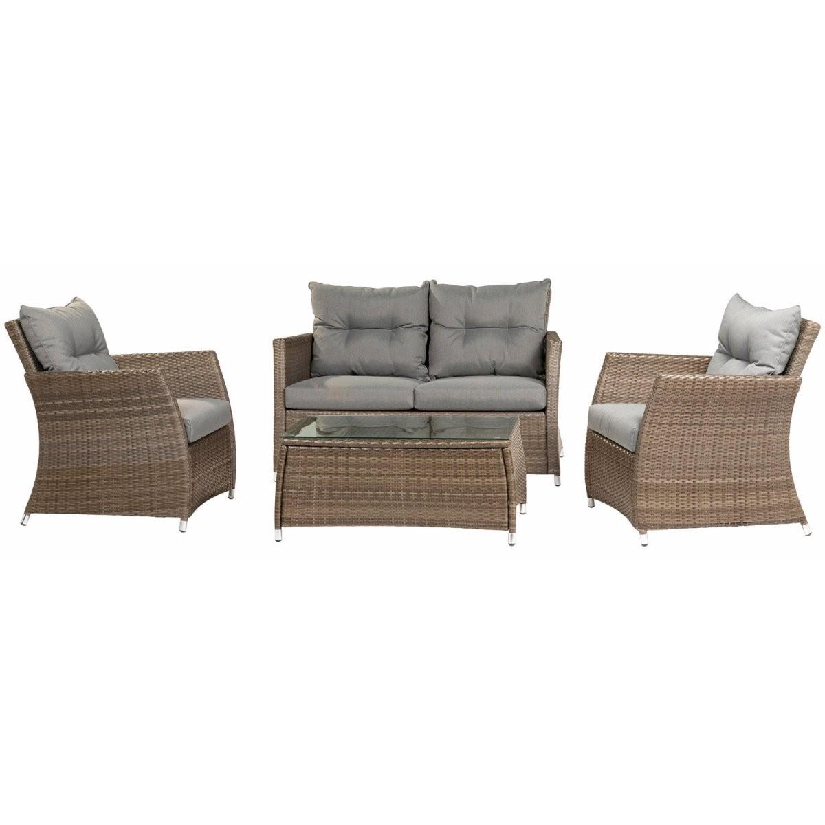 Gartenmöbelsets Online Kaufen Bei Obi von Gartenmöbel Set Rattan Obi Bild