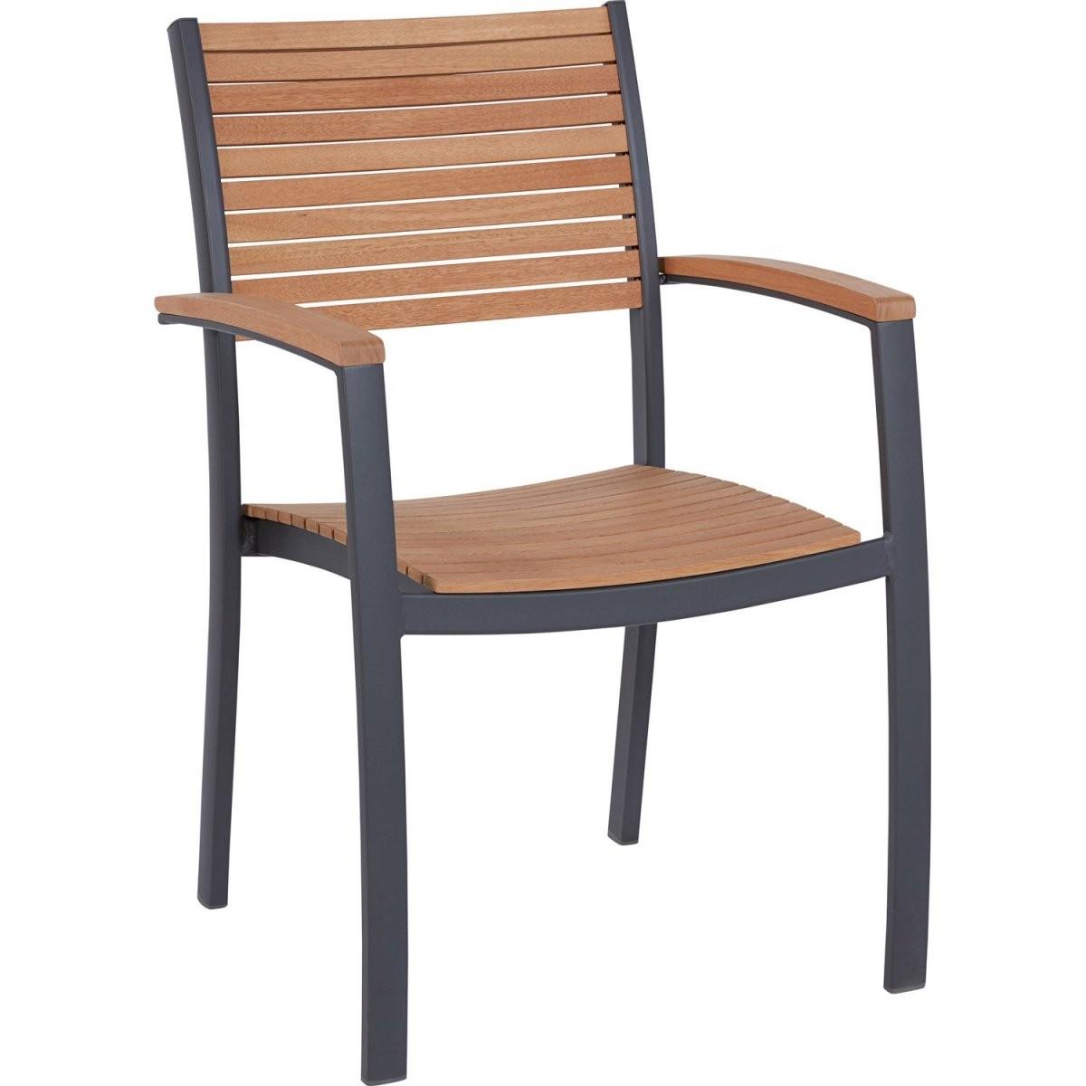 Gartenstühle Online Kaufen Bei Obi von Gartenstühle Alu Hochlehner Stapelbar Bild