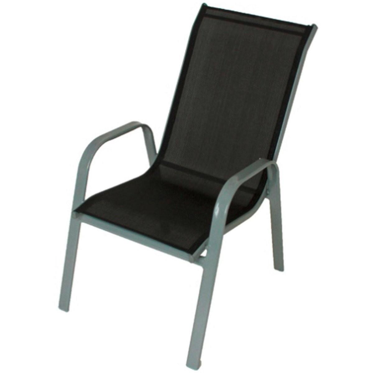 Gartenstühle Online Kaufen Bei Obi von Gartenstühle Alu Hochlehner Stapelbar Photo