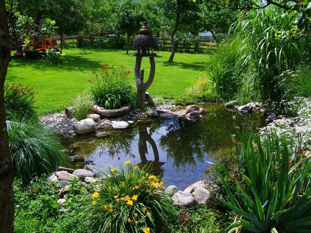Gartenteich Anlegen – So Planen Sie Ihre Perfekte Wohlfühloase von Gartenteiche Aus Kunststoff Gebraucht Photo