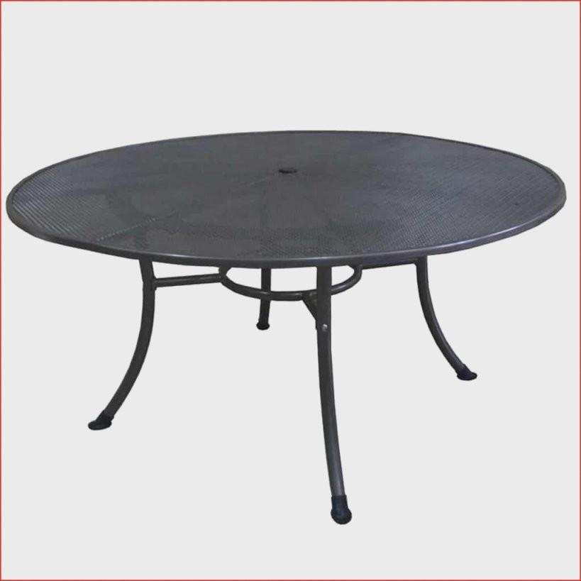 Gartentisch Rivo 150 Cm Rund Streckmetall Eisengrau A13R Ideen Für von Gartentisch Rund 60 Cm Photo