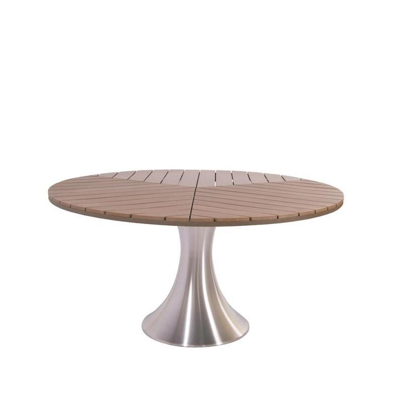 Gartentisch Sofia Rund Ca 150 Cm Durchmesser Dining Table Esstisch von Gartentisch Rund 150 Cm Durchmesser Bild