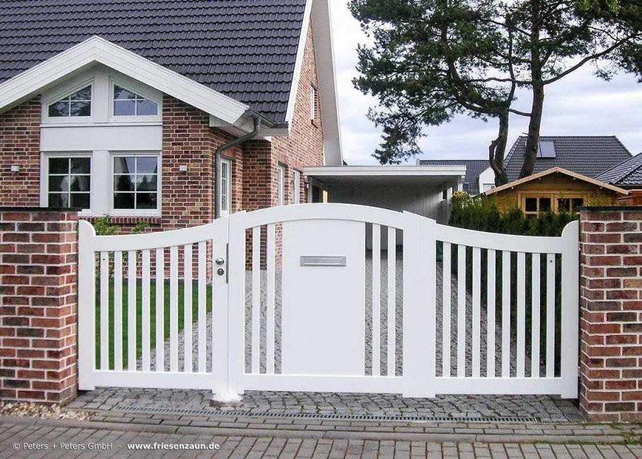 Gartentor Edelstahl Modern Elegant Gartentor Metall Schön Hoftor Für von Gartentor 2 M Hoch Bild