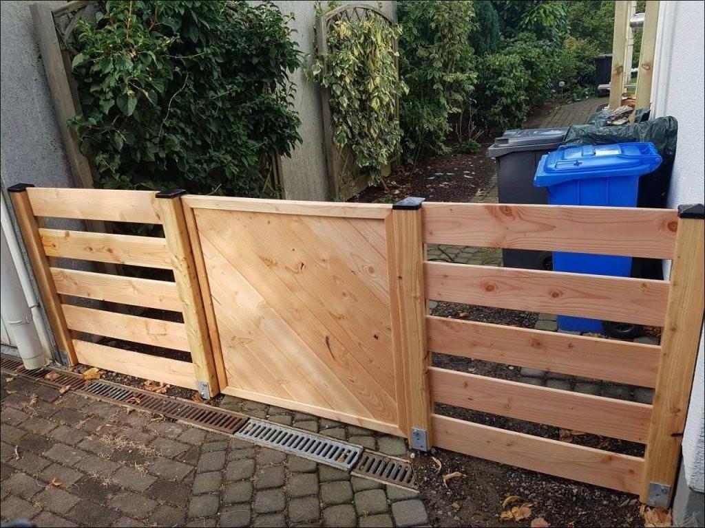Gartentor Holz Selber Bauen Bild Gartenzaun Bauanleitung Zum Beste von Gartentor Aus Holz Selber Bauen Bild