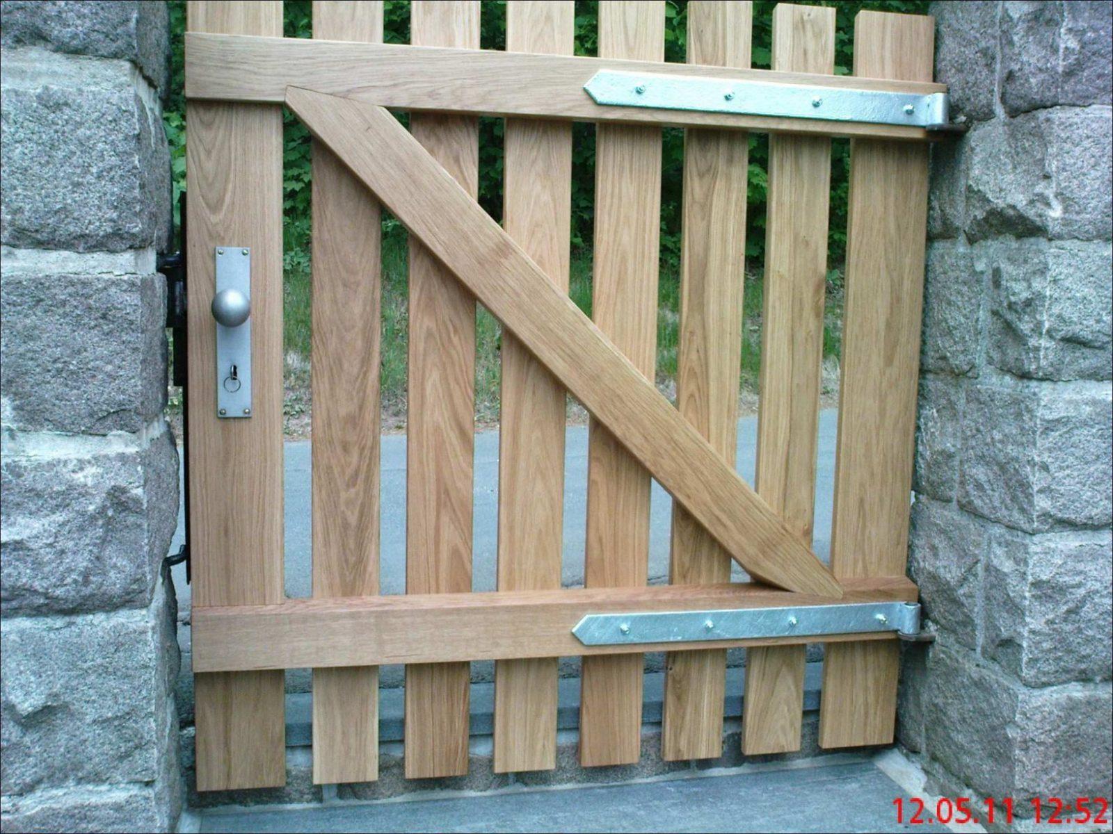 Gartentor Holz Selber Bauen Fotos Gartentor Selber Bauen Metall Für von Gartentor Aus Holz Selber Bauen Photo