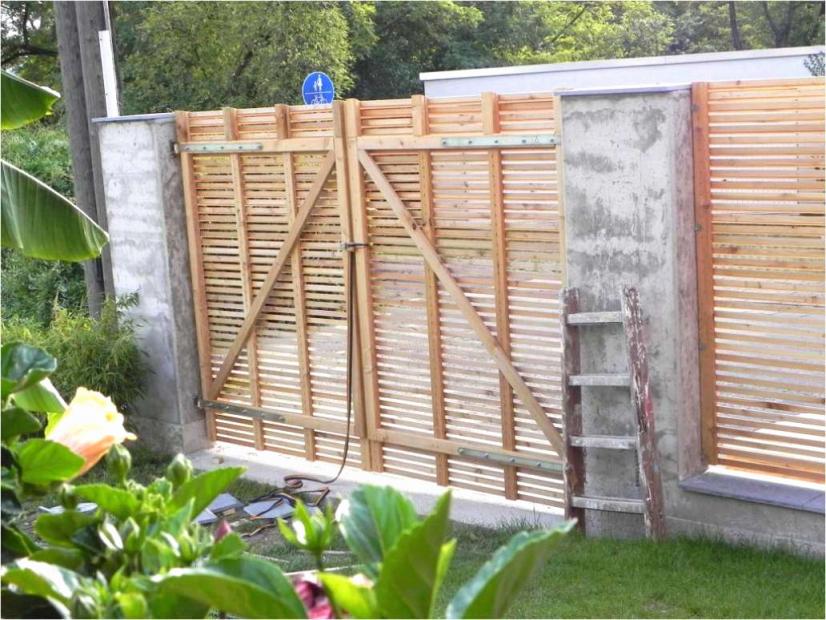 Gartentor Holz Selber Bauen Fotos Gartentor Selber Bauen Metall von Gartentor Holz Selber Bauen Photo