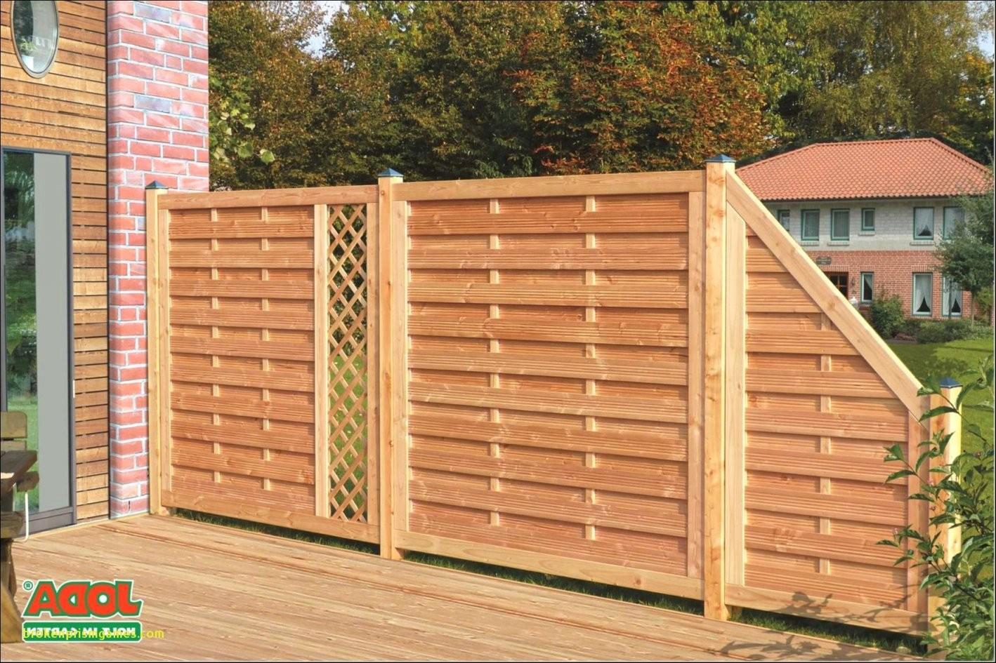 Gartentor Holz Selber Bauen Für Konzept Zaun Sichtschutz Holz von Gartentor Holz Selber Bauen Bild