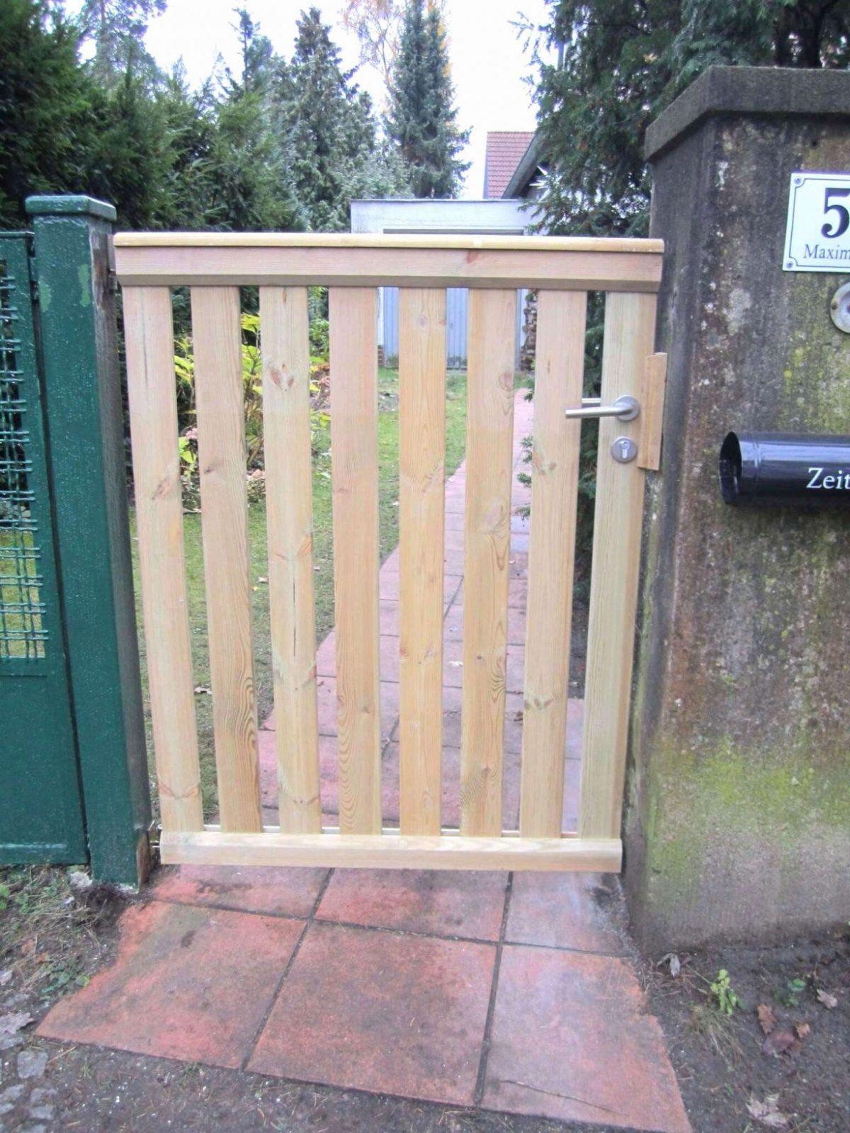 Gartentor Holz Selber Bauen Neu Terrasse Zaun Metall Edelstahl Zaun von Gartentor Aus Holz Selber Bauen Photo