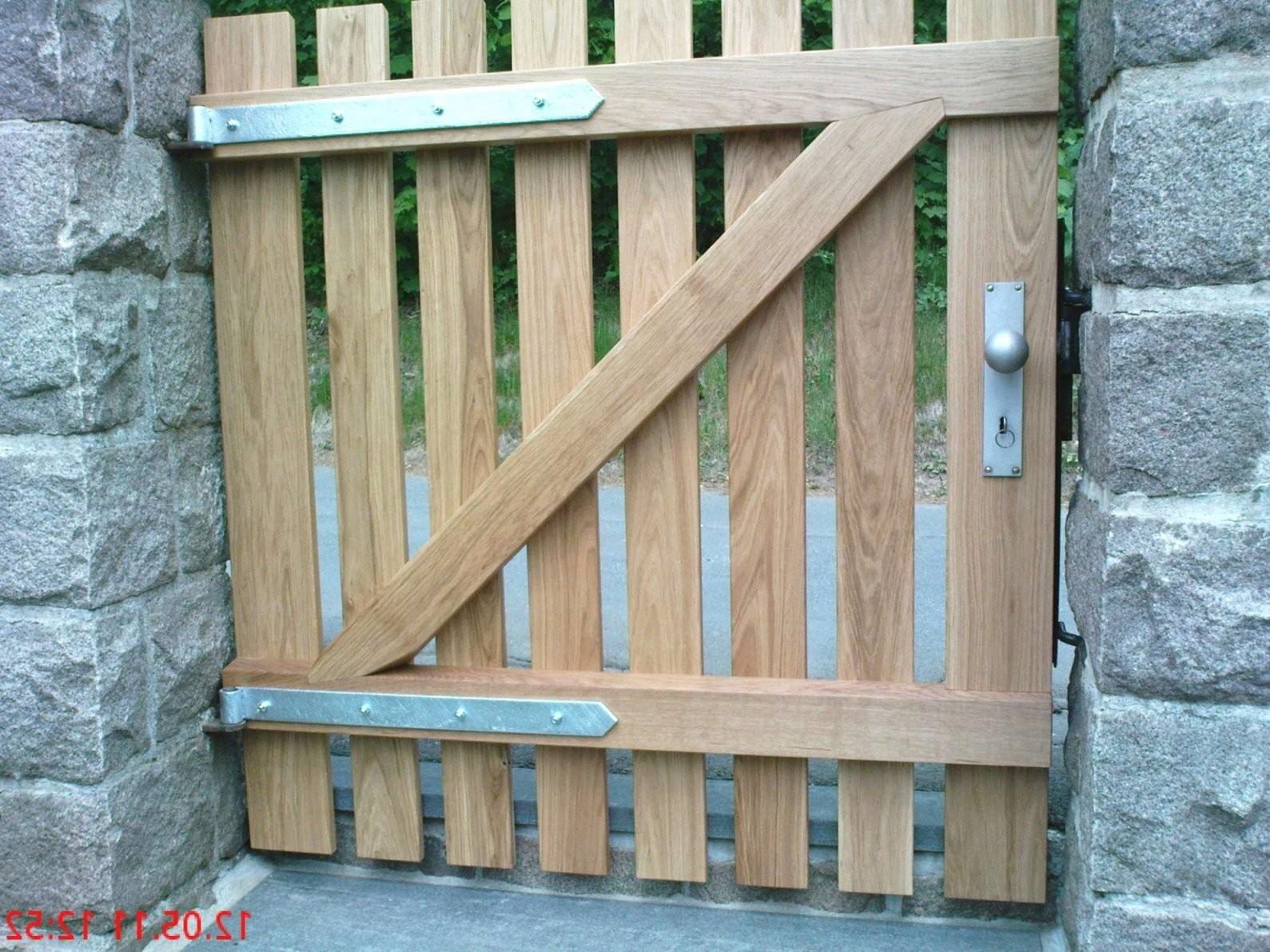 Gartentor Holz Selber Bauen Schön Hoftor Metall Selber Bauen Für von Gartentor Holz Selber Bauen Bild