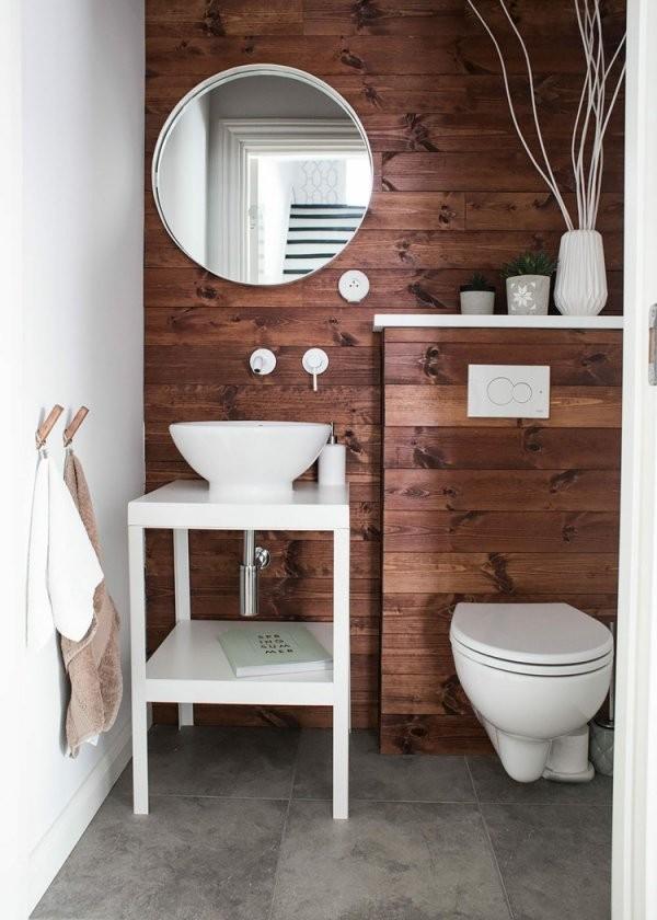 Gäste Wc Ideen  Mit Diesen Tipps Wird Der Kleine Raum Perfekt von Gäste Wc Ideen Modern Photo