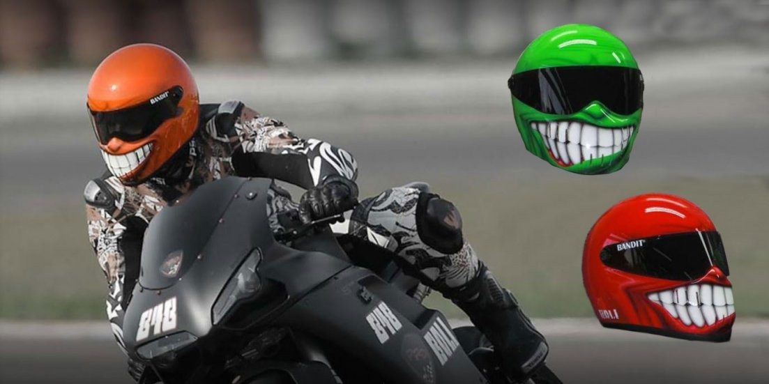 Gefährlicher Leichtsinn Motorradhelme Nicht Selbst Lackieren Oder von Helm Aufkleber Selber Gestalten Bild