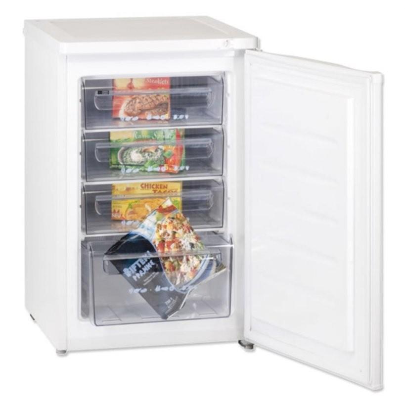 Gefrierschrank Gs 804 A++ Tiefkühlschrank  Real von Real Kühlschrank Mit Gefrierfach Photo