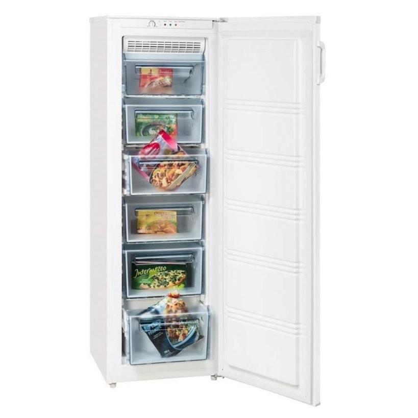Gefrierschränke  Tiefkühlschränke Günstig Online Kaufen  Real von Gefrierschrank Silber 85 Cm Photo