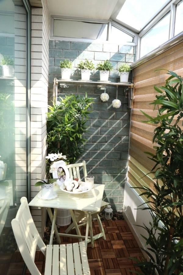 Gemütlichen Balkon Gestalten 35 Tolle Ideen Und Tipps Planen von Balkon Ideen Kleiner Balkon Bild