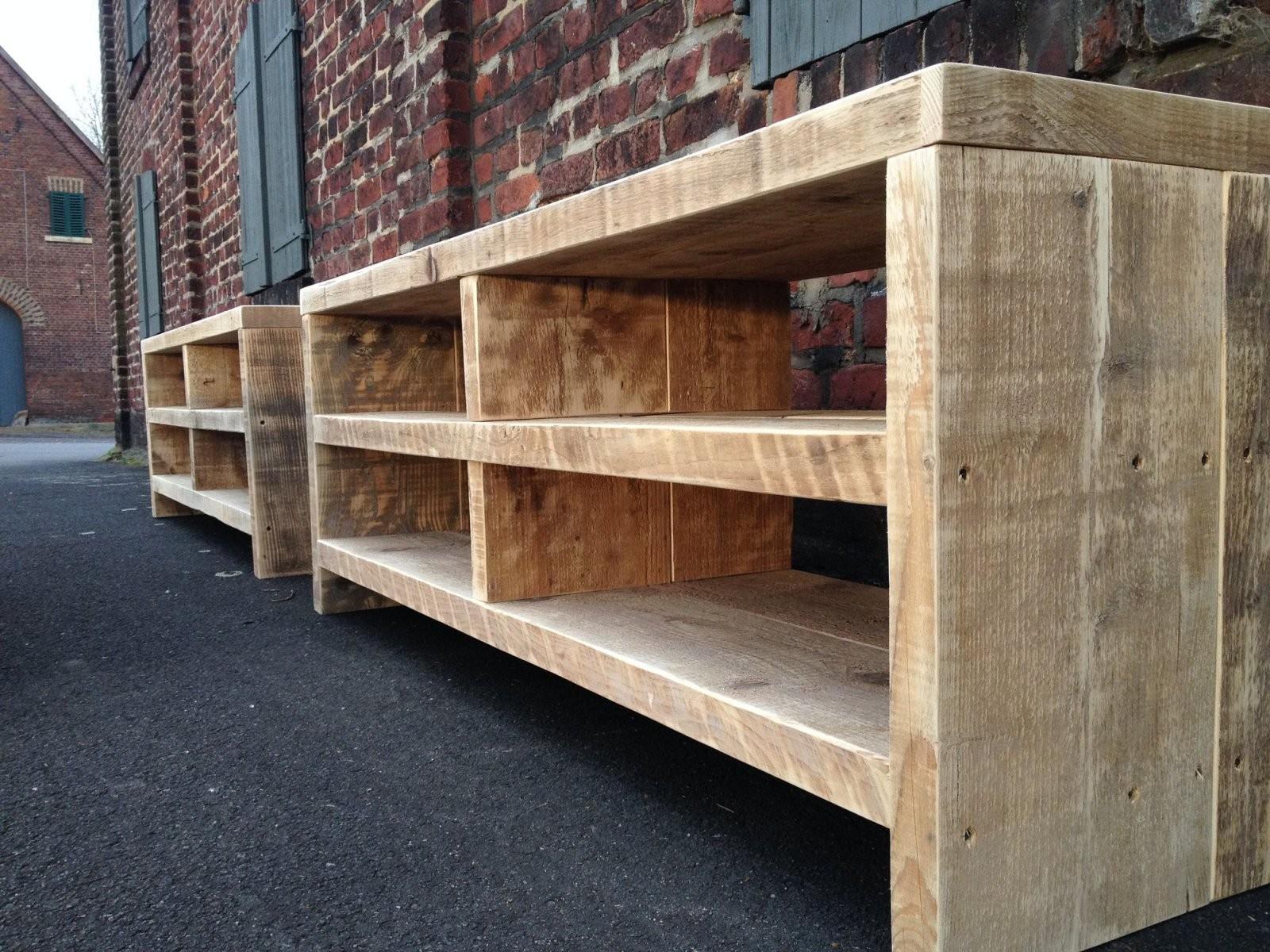 Genial Hifi Möbel Massivholz  Wnętrza  Medienmöbel Möbel Und Hifi von Bauholz Möbel Selber Machen Bild