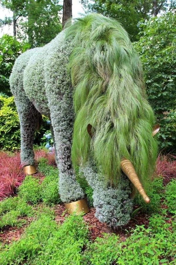 Geschnitzte Holzfiguren Für Den Garten Inspirierend Tiere Aus Holz von Holzfiguren Garten Selber Machen Photo
