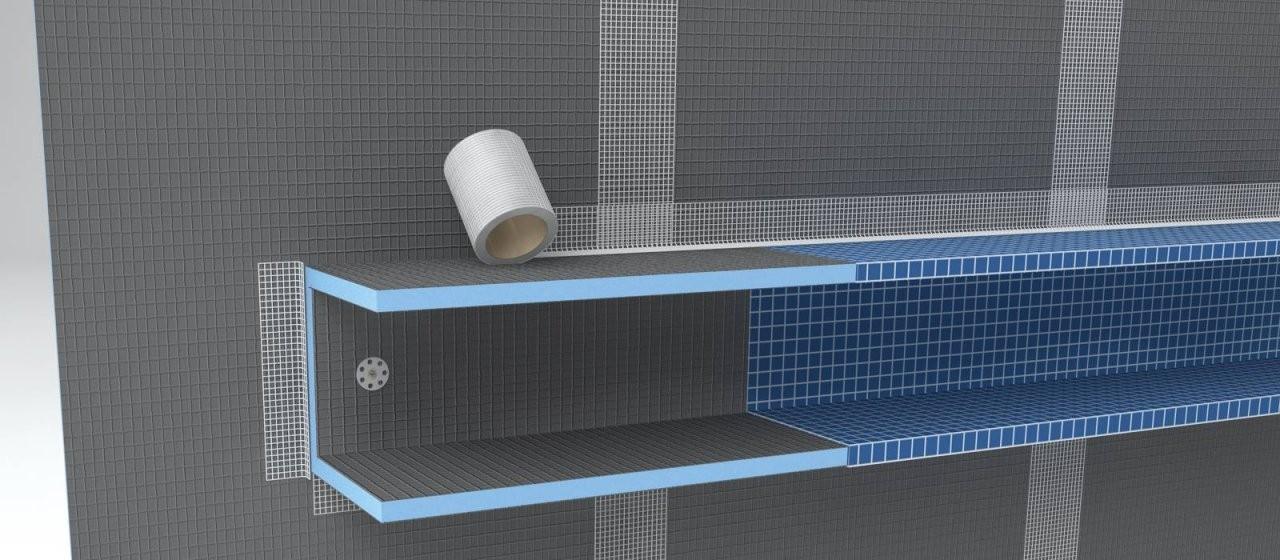 Gestalten  Konstruieren – Wedi von Waschtisch Selber Bauen Bauplatten Bild