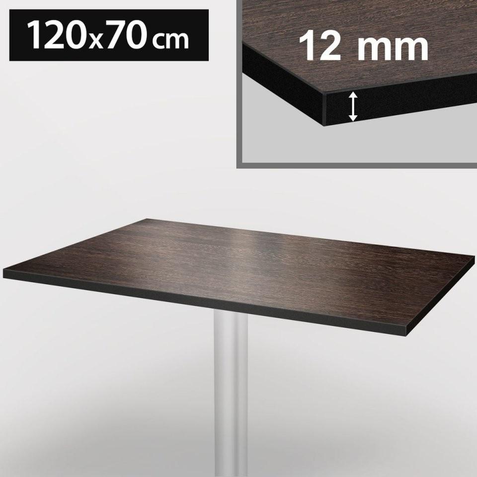 Ggm Möbel International  Bistro Terrassen Tischplatte  120X70Cm von Werzalit Tischplatte Nach Maß Photo