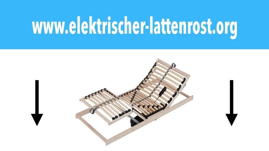 Gibt Es Einen Elektrischen Lattenrost Test Von Stiftung Warentest von Lattenrost Elektrisch Stiftung Warentest Photo