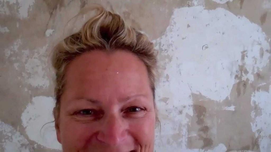 Glatte Wände Statt Raufaser Tipps Einer Amateurin  Youtube von Wände Ohne Tapete Gestalten Bild