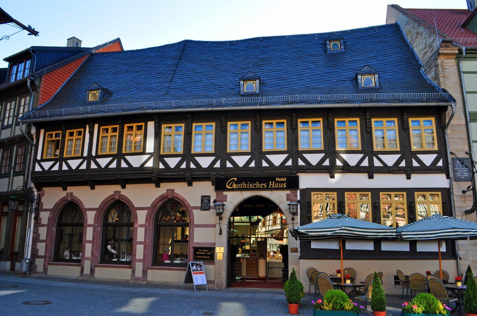 Gothisches Haus – Wikipedia von Hotel Gothisches Haus Wernigerode Bild