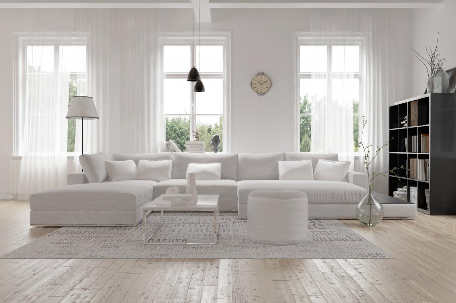 Große Räume Einrichten Und Gestalten – So Geht's  Heimhelden von Wohn Und Esszimmer Kleiner Raum Bild