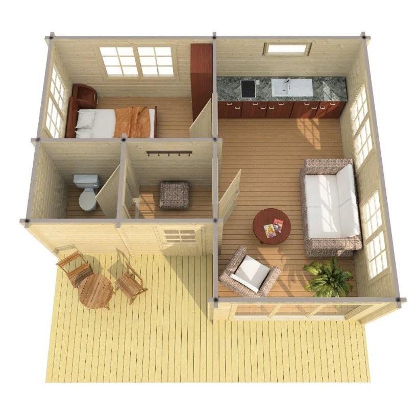 Großes Gartenhaus Mit Veranda Alabama 30M²  70Mm  6X7  Hansagarten24 von Dusche Im Gartenhaus Einbauen Photo