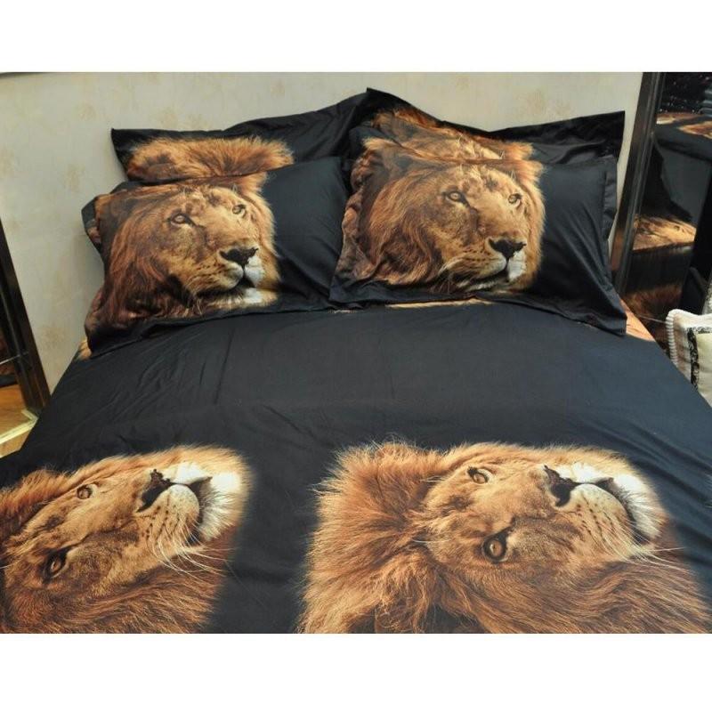 Großhandel 1 Stück Wanimal Fotodruck Bettdecke Bettbezug Bettwäsche von Bettwäsche Fotodruck Tiere Photo