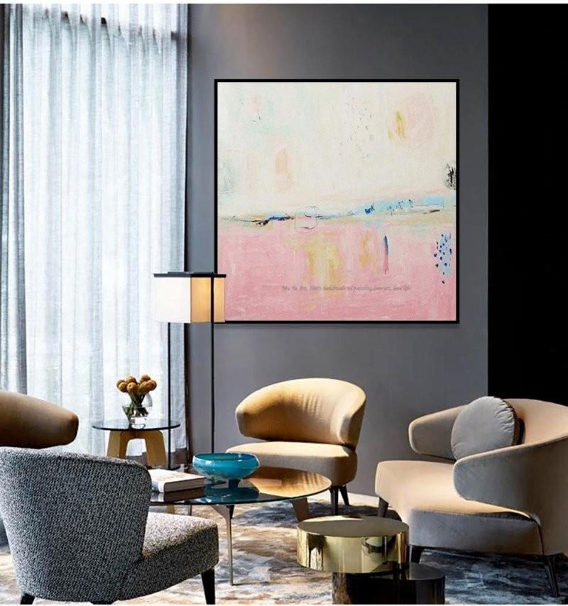 Großhandel Große Berühmte Ölgemälde Reproduktion Moderne Leinwand von Grosse Bilder Fürs Wohnzimmer Photo