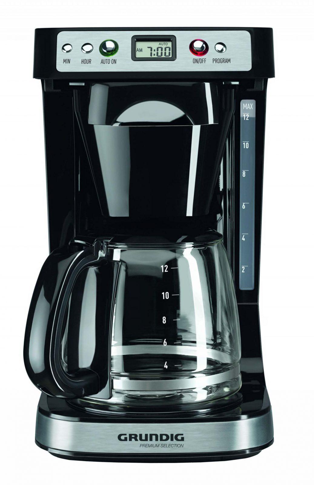 Grundig Black Line Kaffeemaschine Km 8260 So Klappt´s Auch Mit Den von Grundig Premium Line Kaffeemaschine Bild