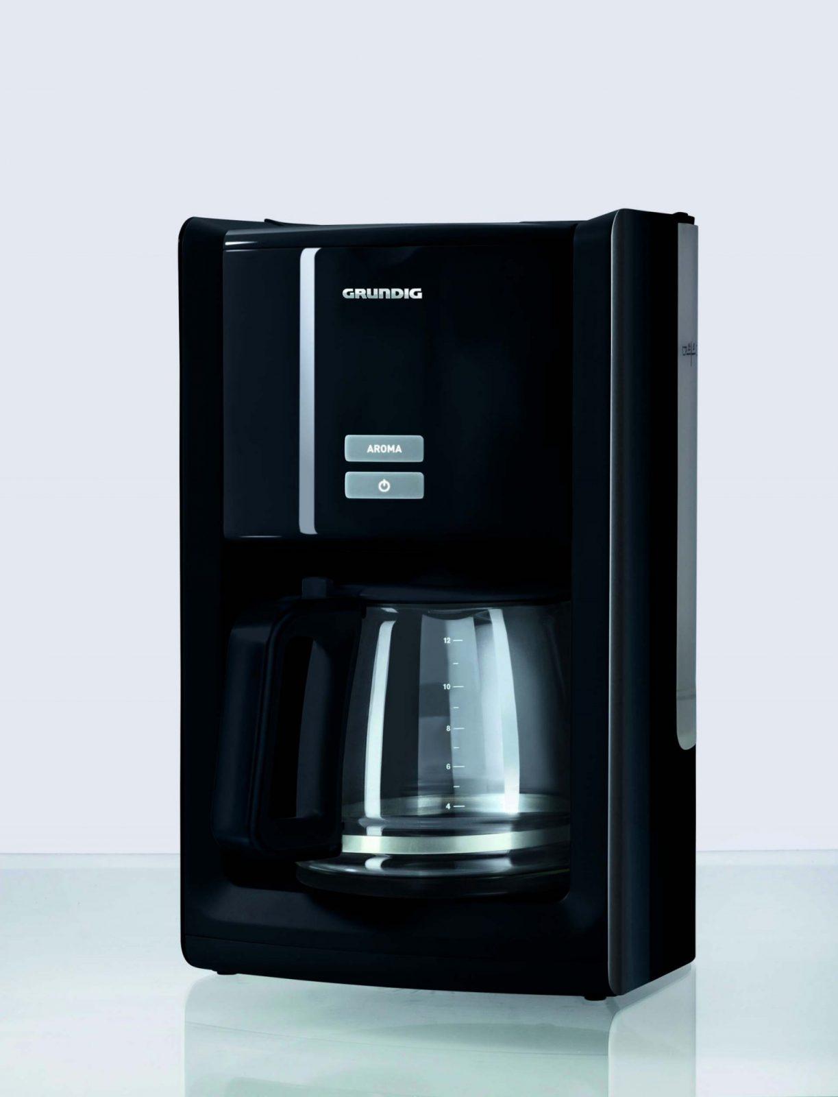 Grundig Black Sense Km6280 Kaffeemaschine Kaffeebrühen Für Viele von Grundig Premium Line Kaffeemaschine Bild
