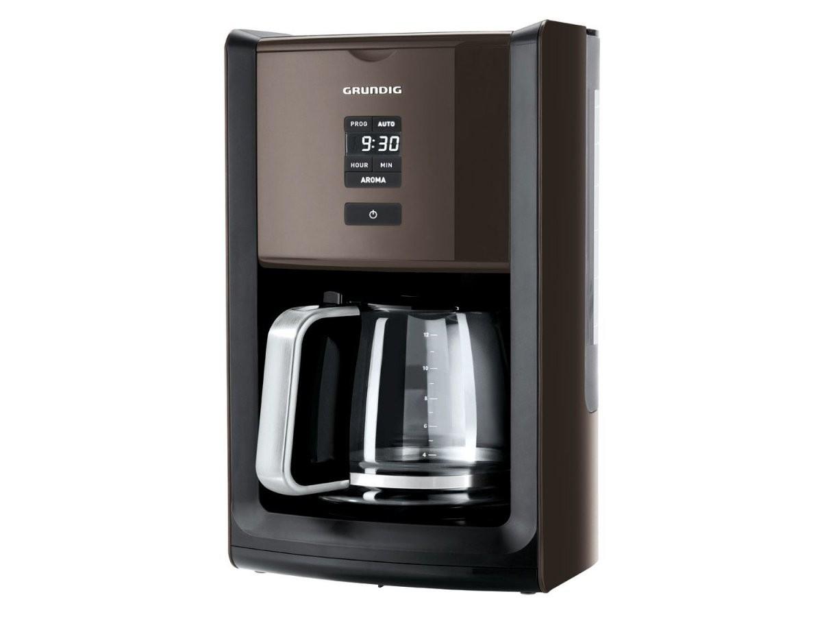 Grundig Kaffeemaschine Premium Km 7280 G  Lidl von Grundig Premium Line Kaffeemaschine Bild