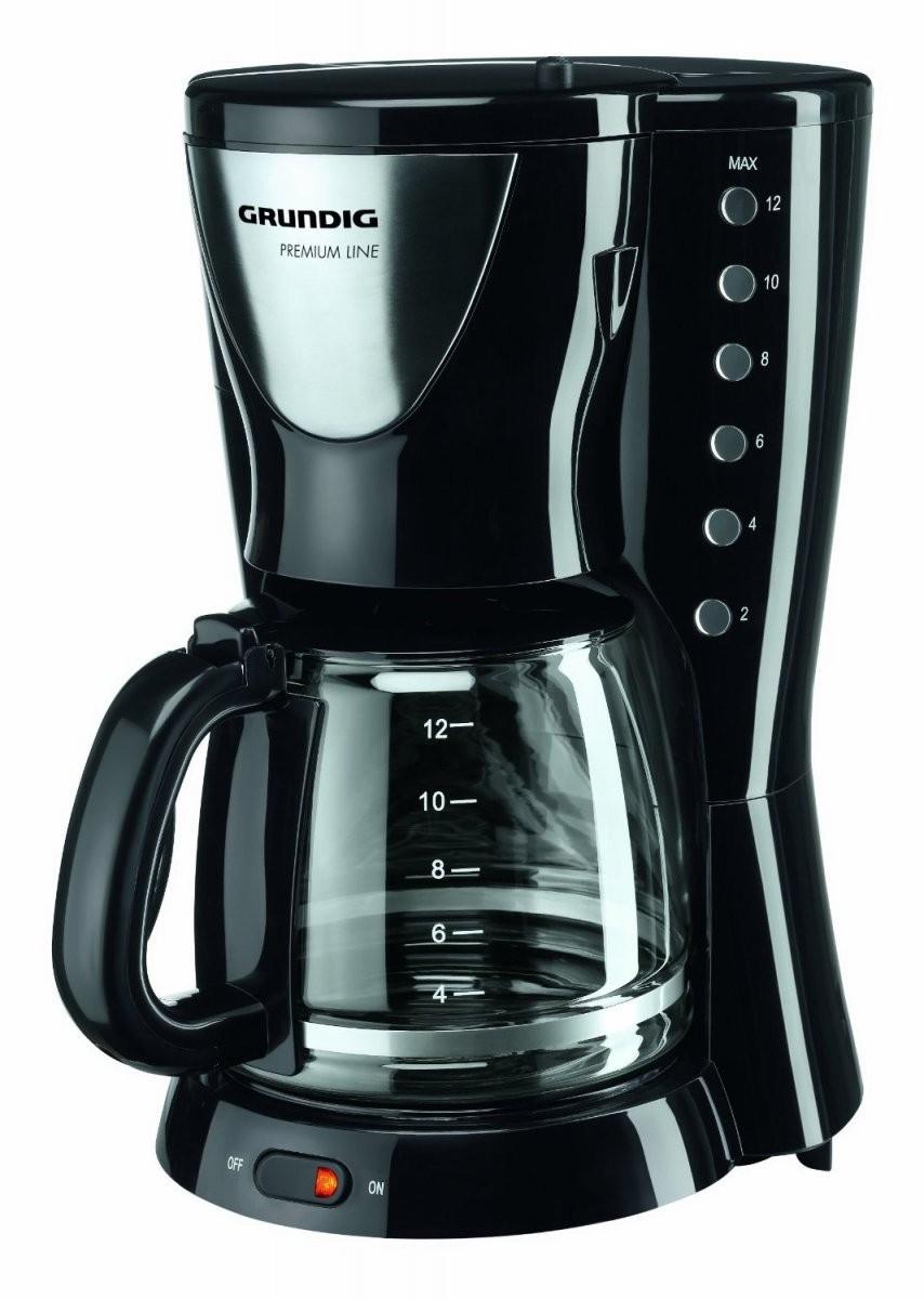 Grundig Km 5260 2 Tests  Infos  Testsieger von Grundig Premium Line Kaffeemaschine Bild