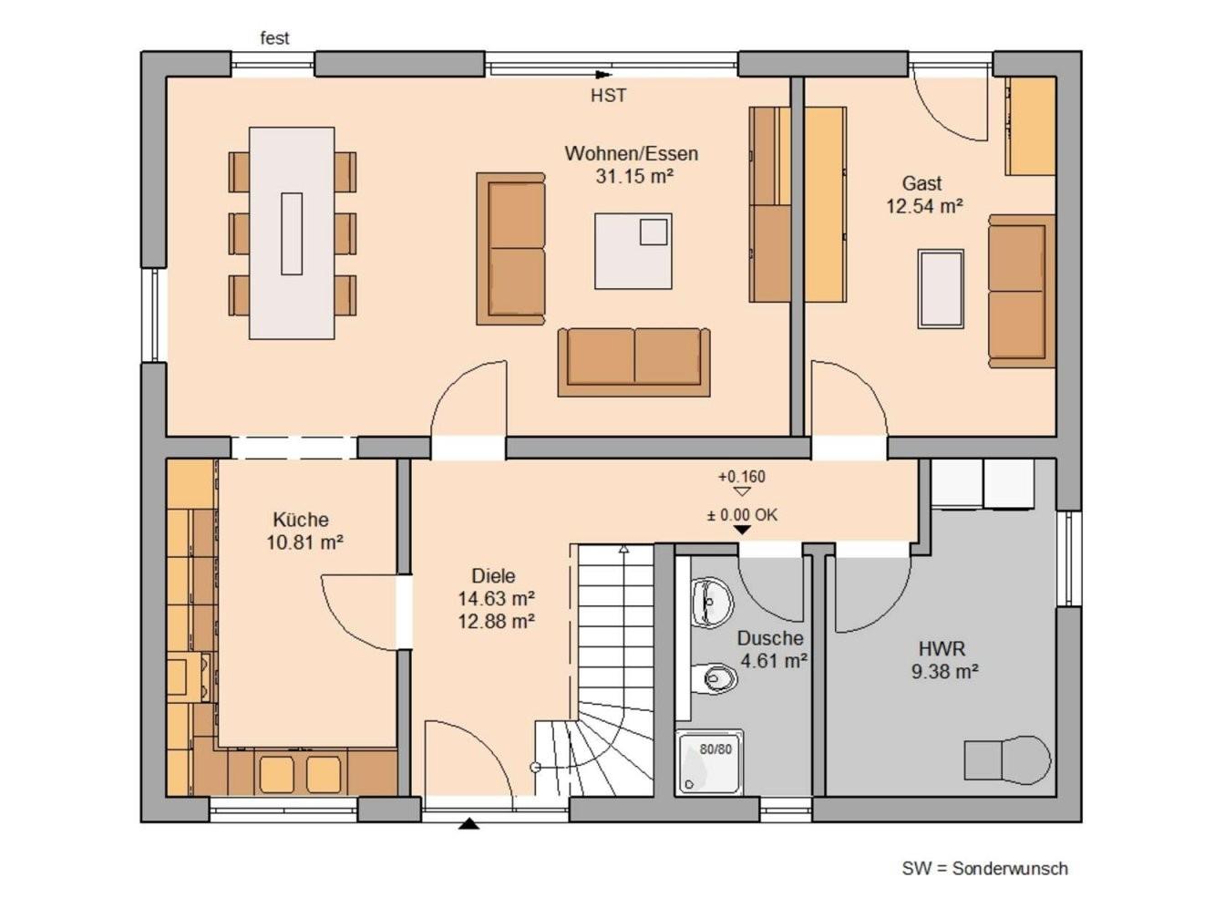 Grundriss Haus Wohndesign Atemberaubend  Danhaseltine von Langes Schmales Haus Grundriss Bild