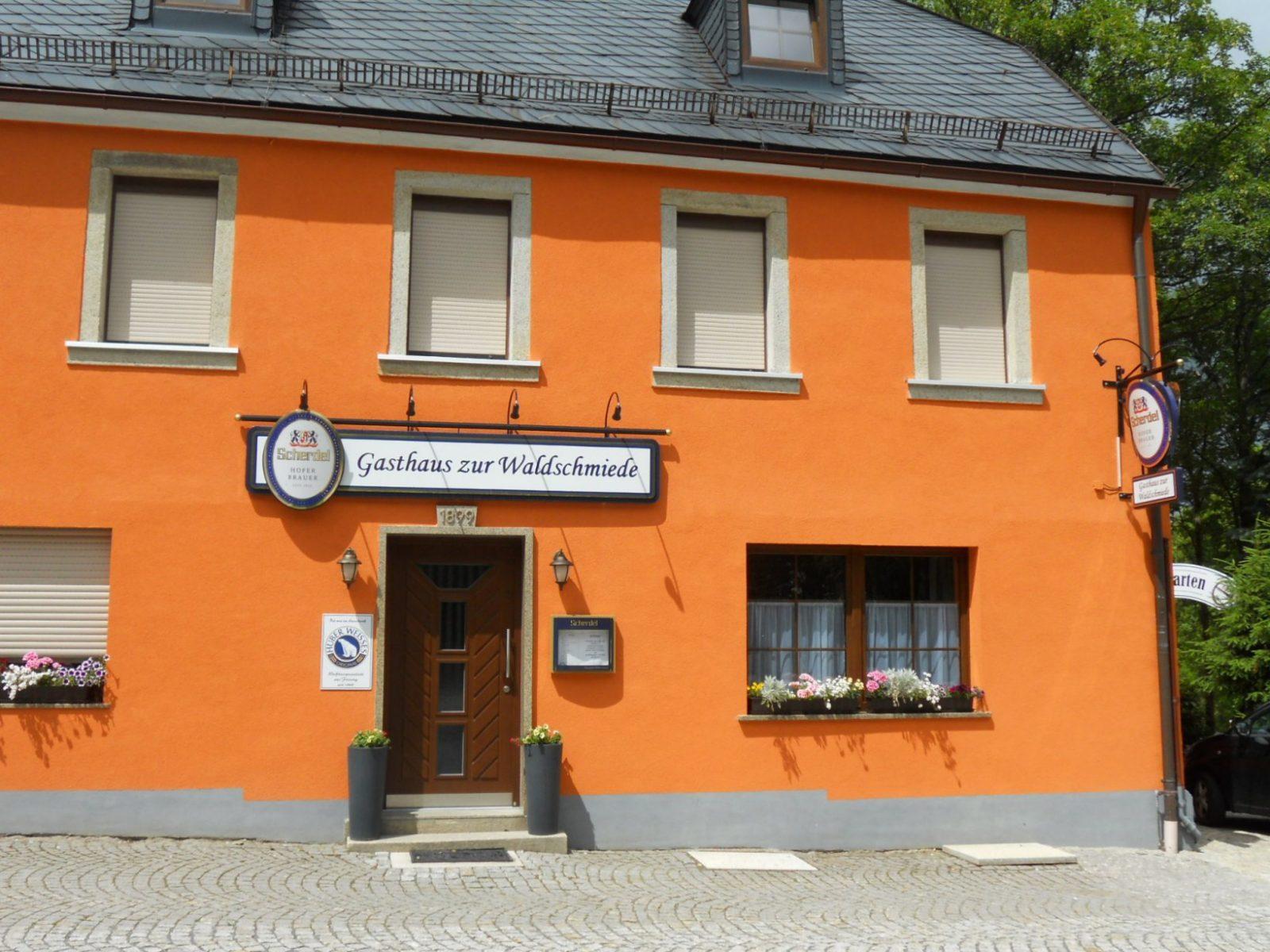 Gut Bürgerliche Deutsche Küche Im Fichtelgebirge Deutsch Essen Gehen von Gasthof Goldener Löwe Bayreuth Photo